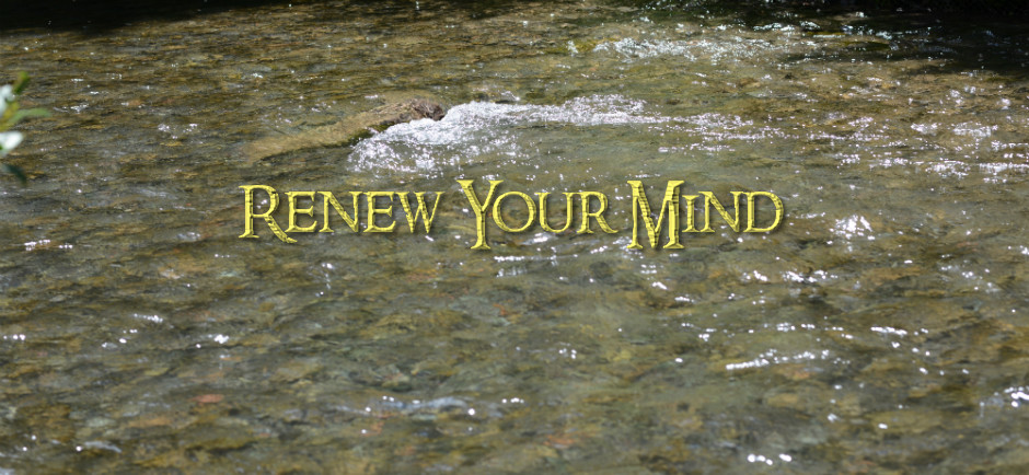 Renew Your Mind - Clear Flowing Stream